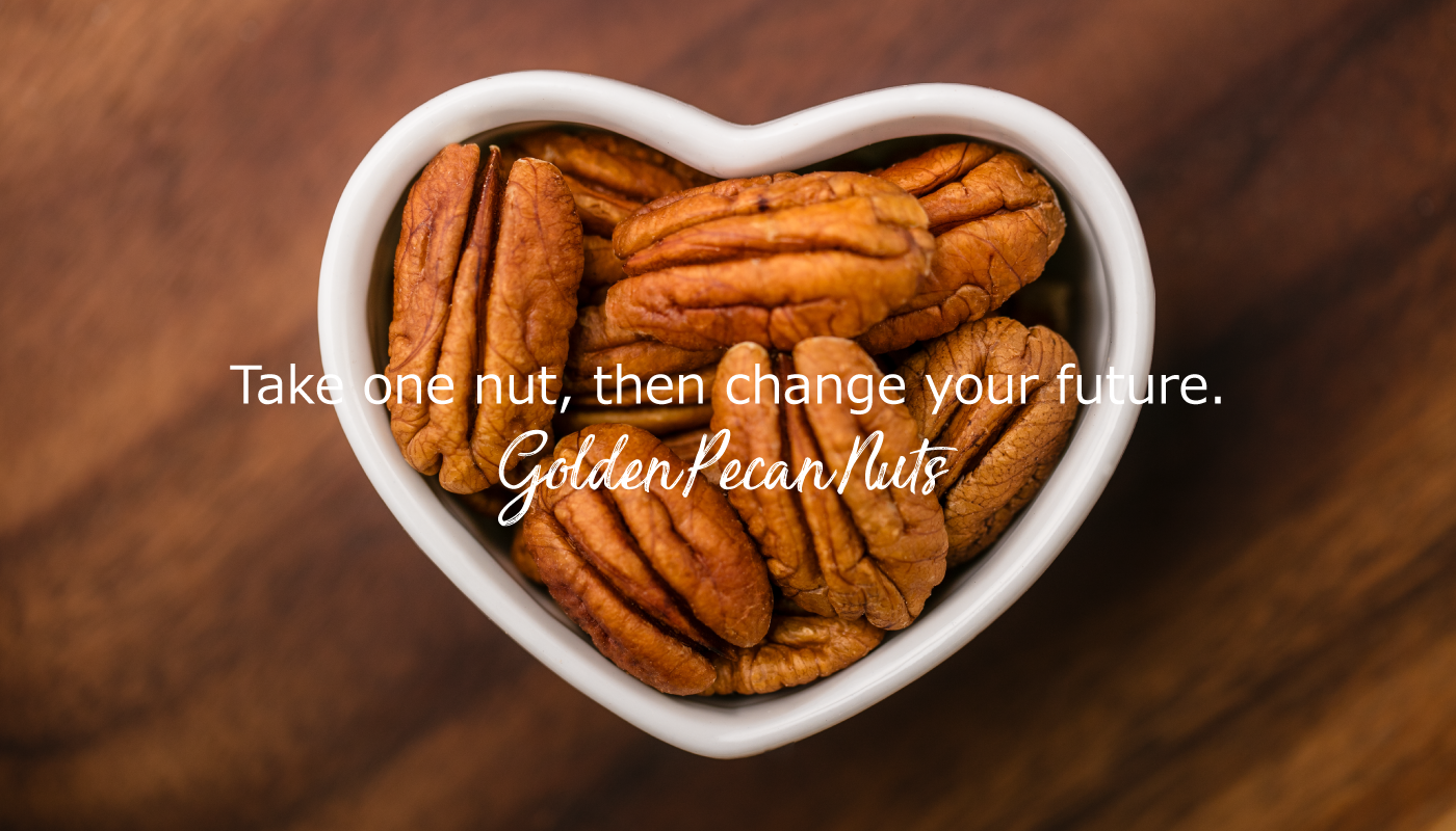Take one nut, then change your future.